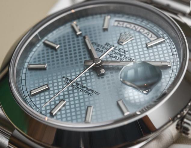 Rolex Day-Date 40 Replica Watches UK