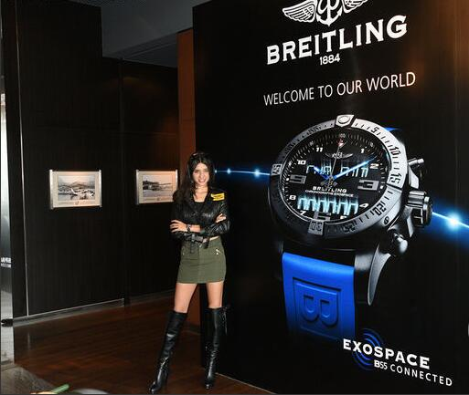 New Breitling Replica Watches 2016 Shanghai