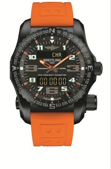 Breitling emergency replica watches bring more reliable security